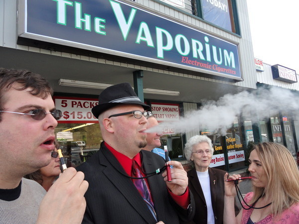 Second-Hand-Vaping-is-Harmless