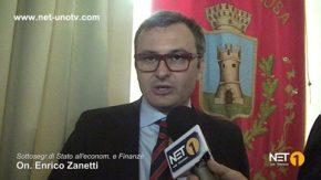 MEF, il sottosegretario Zanetti: sulle ecig AAMS si atterrà alla legge e saràtrasparente