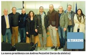 Il Tirreno | Il pisano Federico Fabiani eletto presidente regionaleFiesel