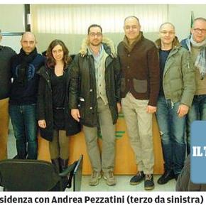 Il Tirreno   Il pisano Federico Fabiani eletto presidente regionaleFiesel