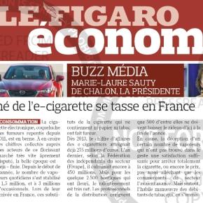 In Francia cala il mercato della e-cig (LeFigaro)