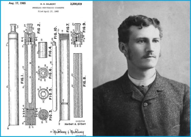 Herbert-A.-Gilbert-patent