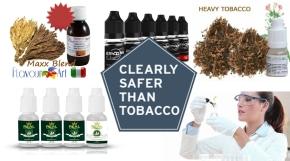 """Nuovo studio del prof. Farsalinos: Liquidi """"tabaccosi"""", enormemente meno dannosi dellesigarette"""