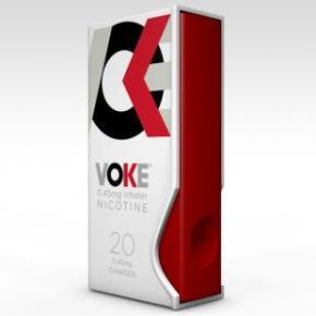 Il Regno Unito dichiara dispositivo medico Voke, l'inalatore di nicotina diBAT