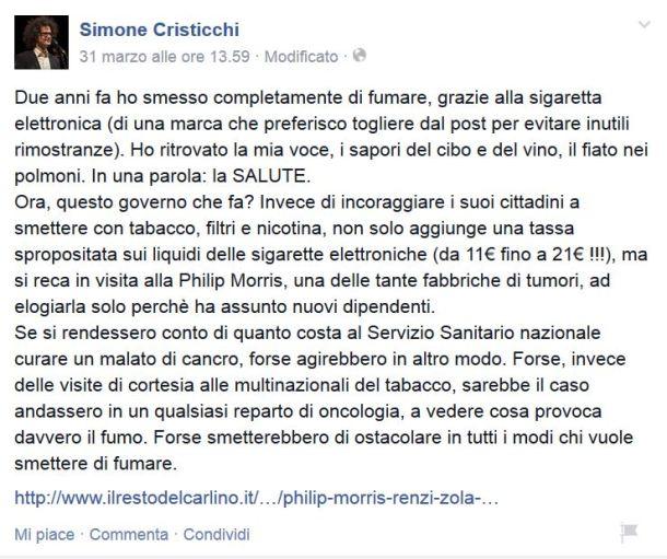 cristicchi fb