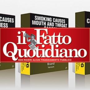 Trasposizione direttiva tabacco ed e-cig: gli errori de IlFatto