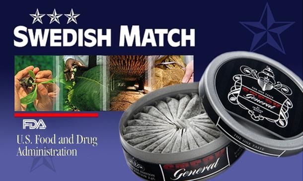 swedish match fda