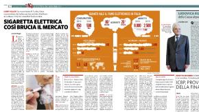 Electronic cigarette, that's how the market burns | Il FattoQuotidiano