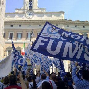 7 luglio, lo Svapo in piazza davanti al MEF per il diritto al lavoro ed allasalute