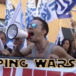 Vaping Wars in Italy. July 7h Street Protest: United Against Tax and PMI's Lobby
