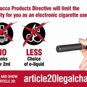 Direttiva Tabacco, tutti gli errori sulle sigarette elettroniche | CliveBates