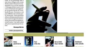 L'ultima follia: sigarette (ed e-cig) al bando e canne libere | IlGiornale