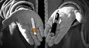 La sigaretta elettronica non ènociva