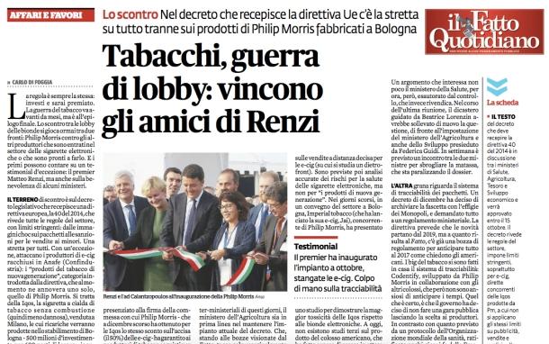 2015-09-26 Fatto - PMI amici di Renzi