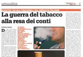 La guerra del tabacco alla resa dei conti | IlGarantista