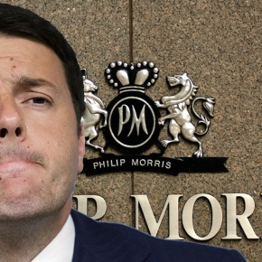 Italy's Big Tobacco lobbying war, and the favours to Philip Morris | La Notizia