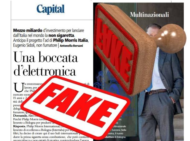 pmi fake