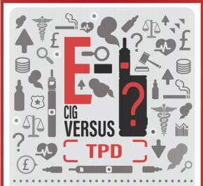 E-cig e TPD, cosa c'è dasapere
