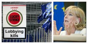 Mediatore UE: Commissione Europea, più trasparenza nei rapporti con la lobby deltabacco