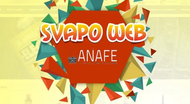 svapoweb anafe