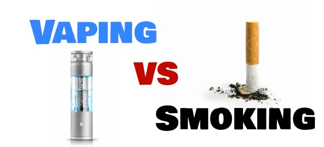Smoking vs. Vaping: What is better for your health?